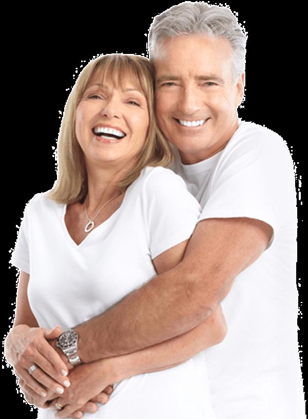 older-happy couple